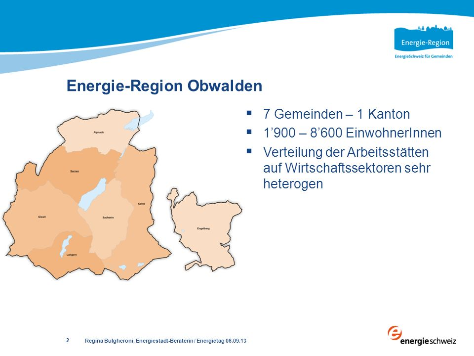 Energie-Region Obwalden