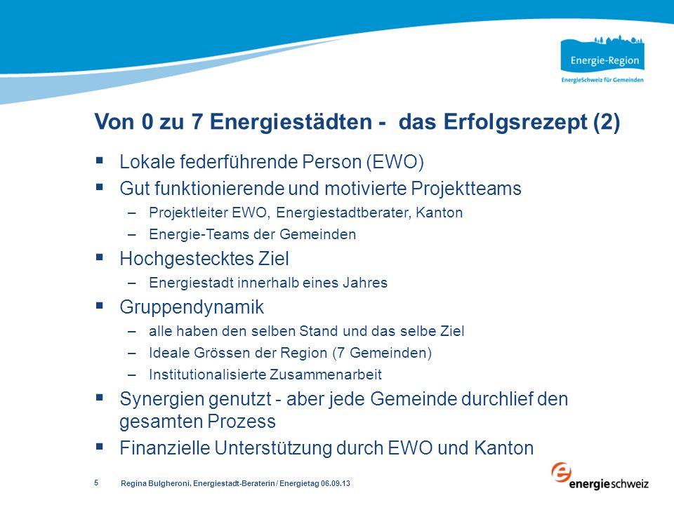 Von 0 zu 7 Energiestädten - das Erfolgsrezept (2)