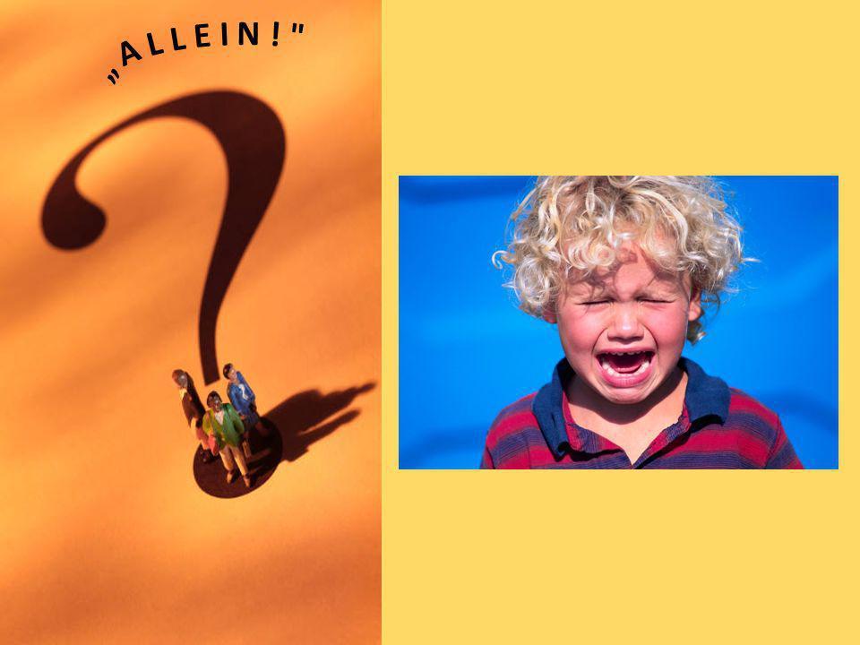 """"""" A L L E I N ! 4 Mal g a n z allein…"""