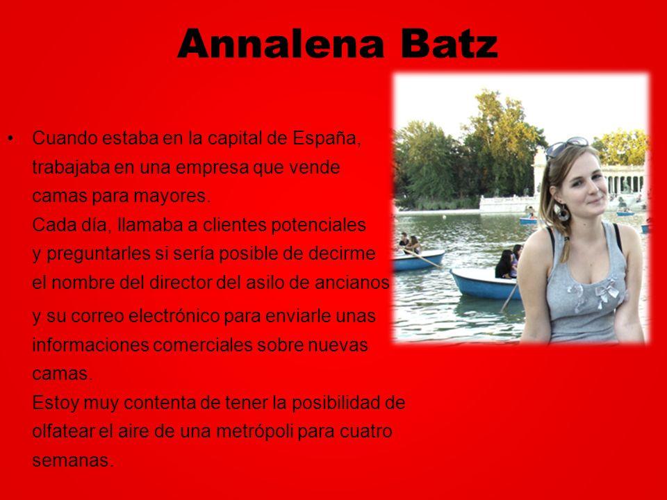Annalena Batz