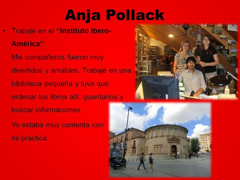 Anja Pollack