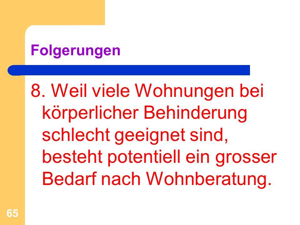 Folgerungen 8.