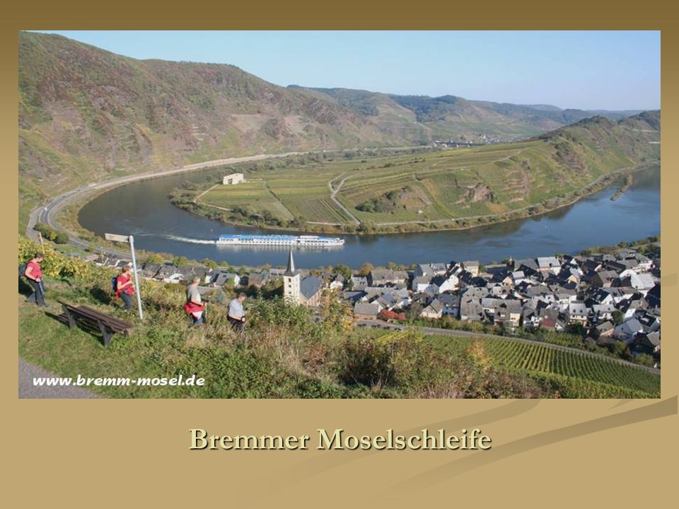 Bremmer Moselschleife
