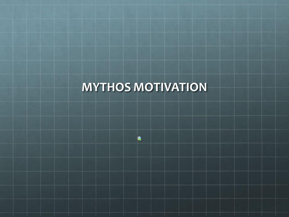 MYTHOS MOTIVATION Begriff aus dem Latein Movere