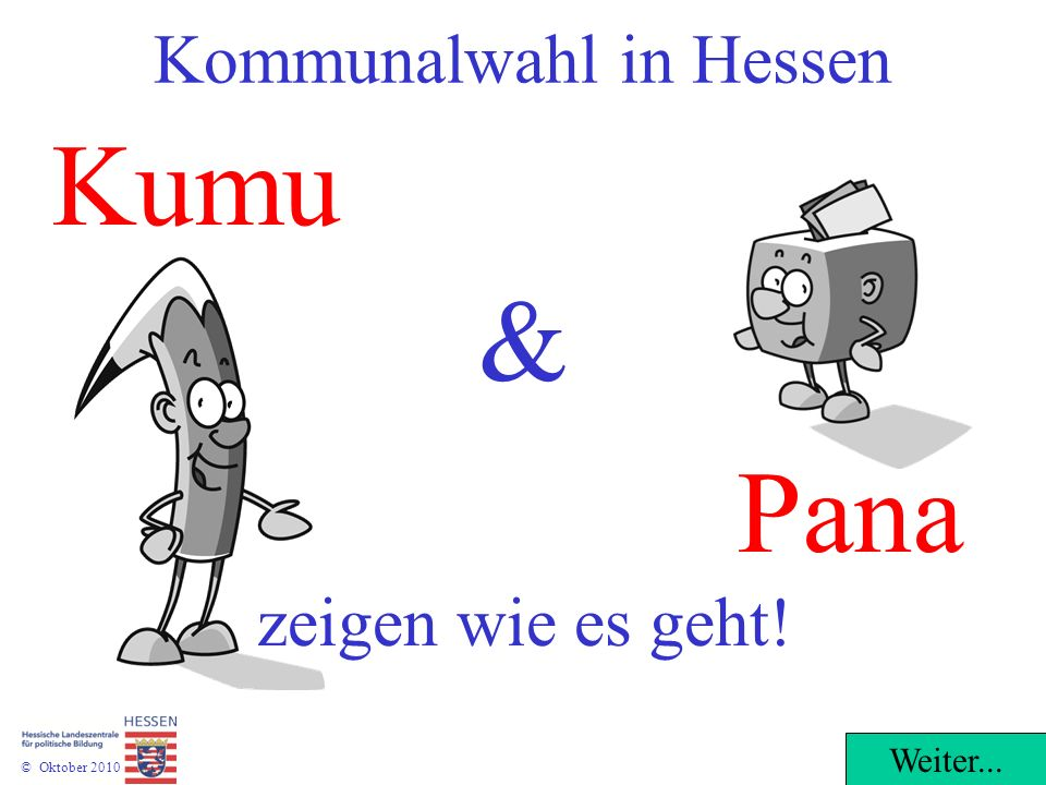 Kommunalwahl in Hessen