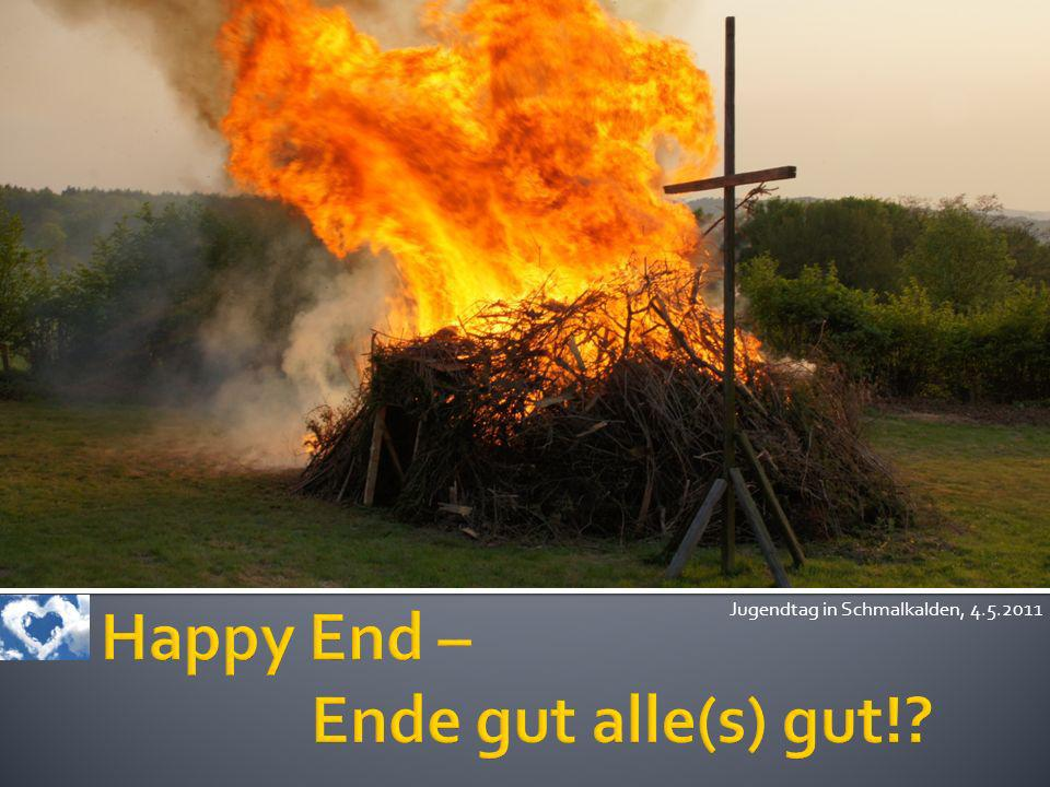 Happy End – Ende gut alle(s) gut!
