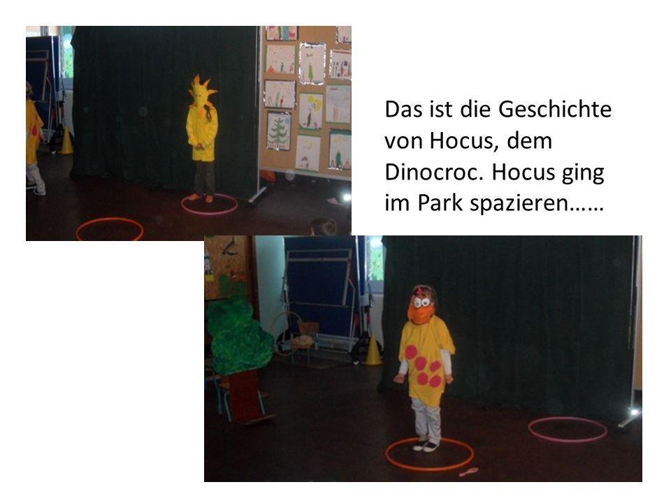 Das ist die Geschichte von Hocus, dem Dinocroc