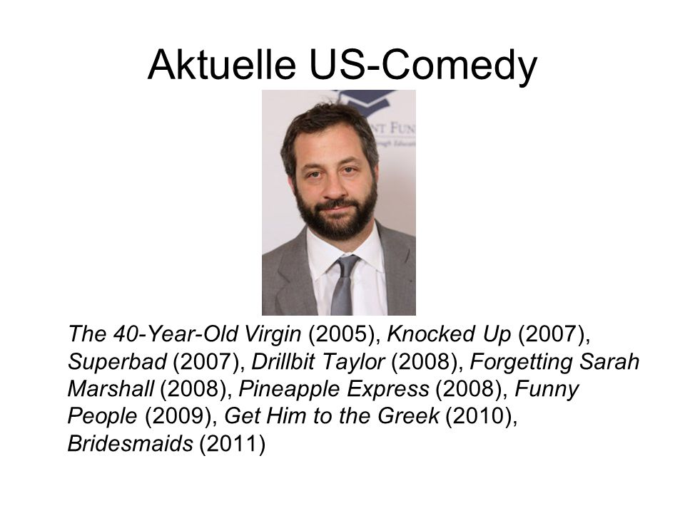 Aktuelle US-Comedy