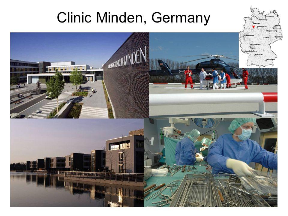Clinic Minden, Germany