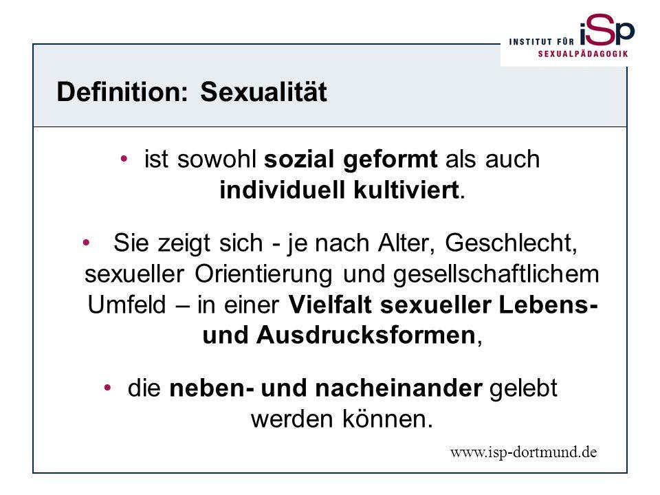 Definition: Sexualität
