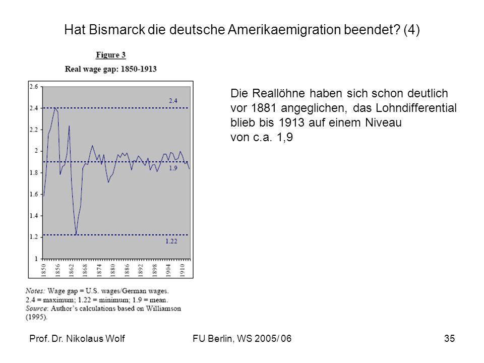 Hat Bismarck die deutsche Amerikaemigration beendet (4)