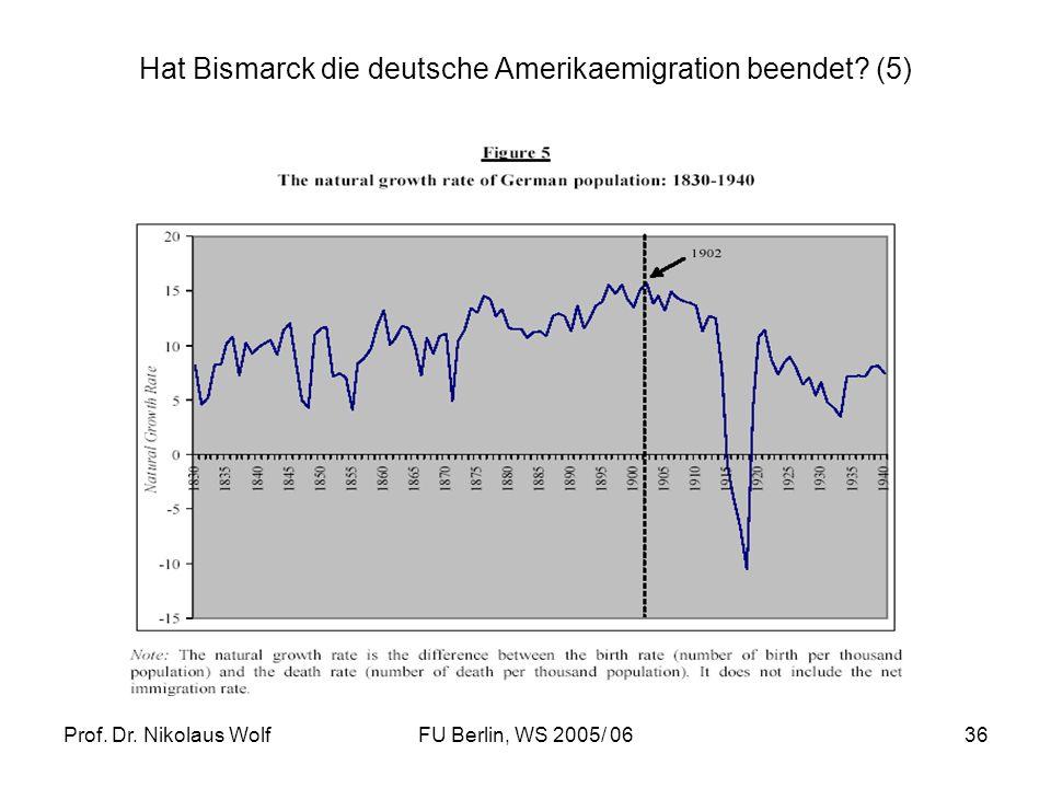 Hat Bismarck die deutsche Amerikaemigration beendet (5)