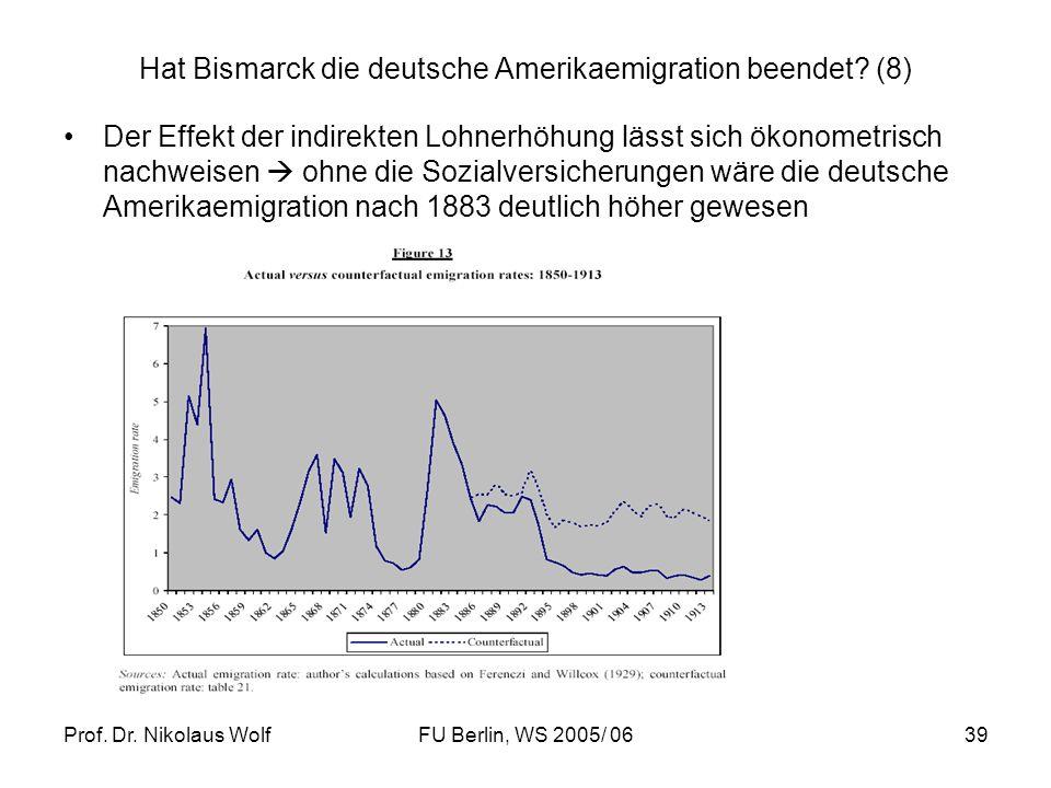 Hat Bismarck die deutsche Amerikaemigration beendet (8)