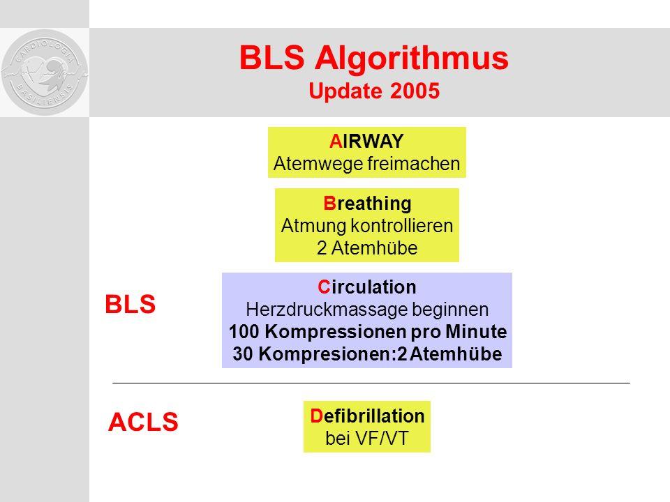 BLS Algorithmus Update 2005