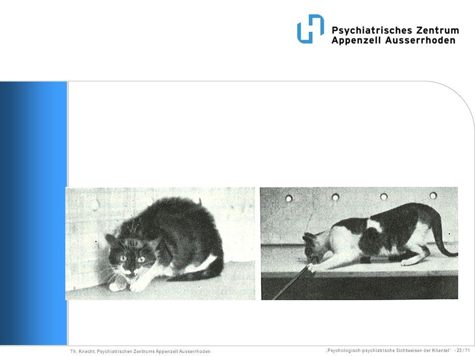 Th. Knecht, Psychiatrischen Zentrums Appenzell Ausserrhoden
