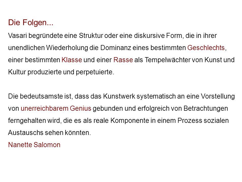 In: Anja Zimmermann, Kunstgeschichte und Gender, 2005: 37/38