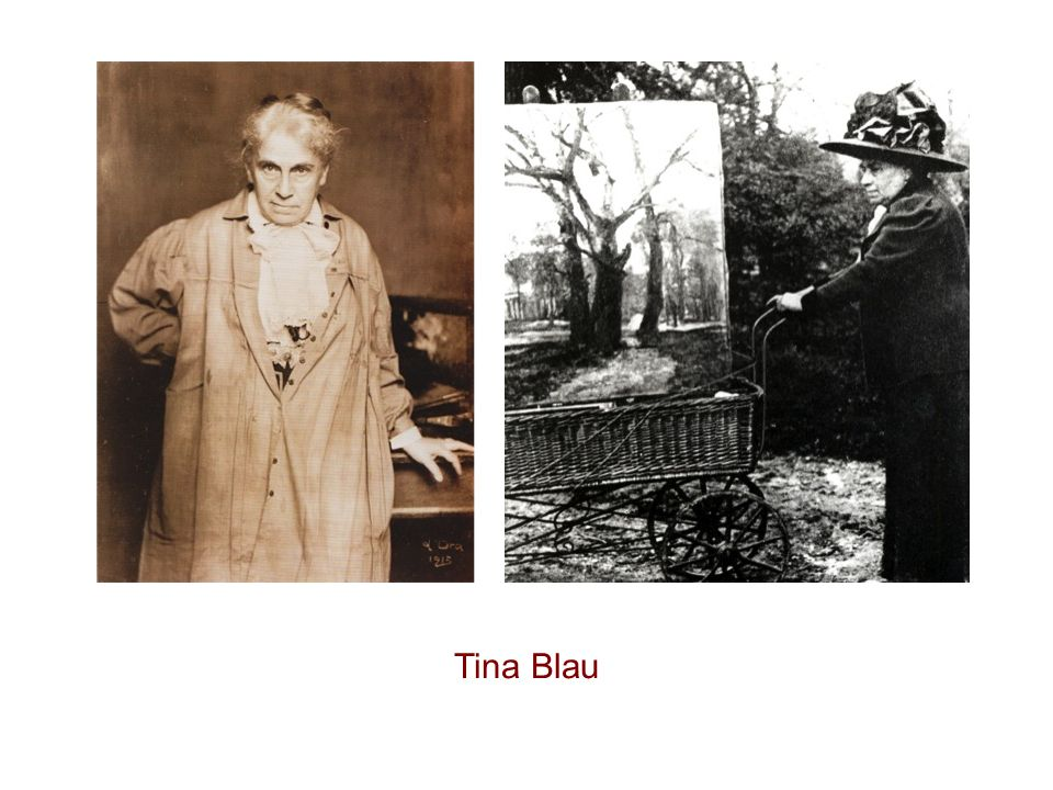 Tina Blau