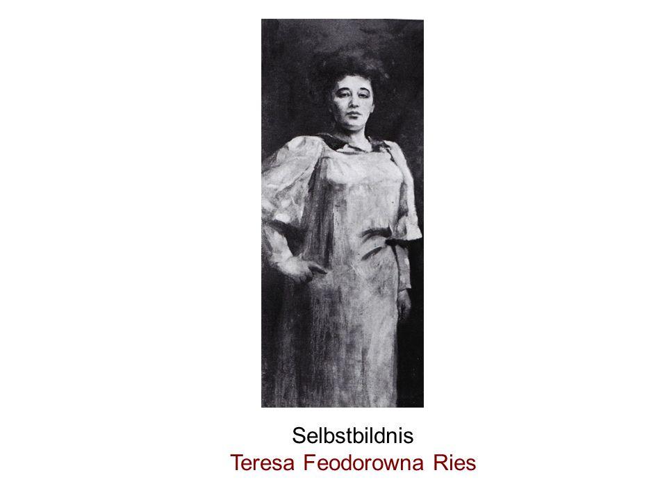 Teresa Feodorowna Ries