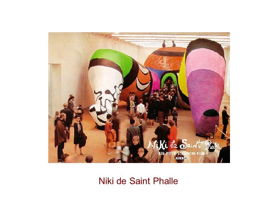 Niki de Saint Phalle
