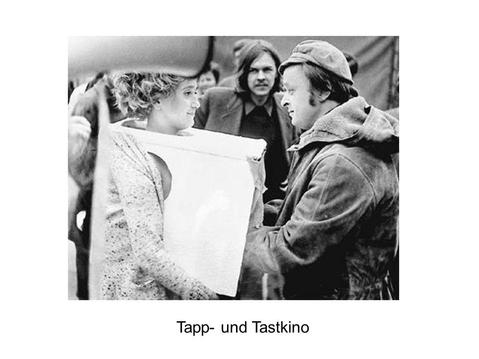Tapp- und Tastkino