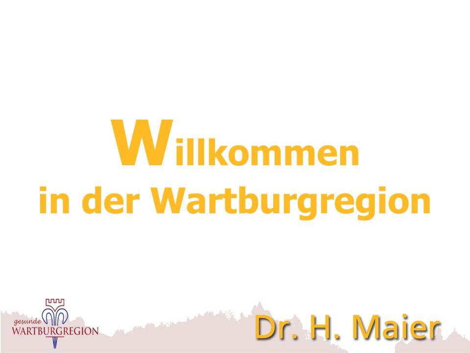 Willkommen in der Wartburgregion
