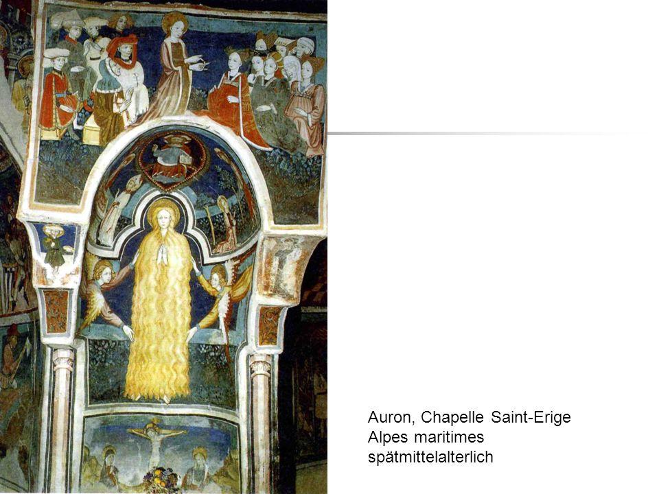 Auron, Chapelle Saint-Erige