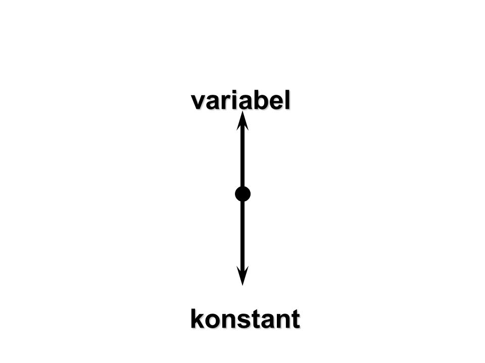 variabel konstant