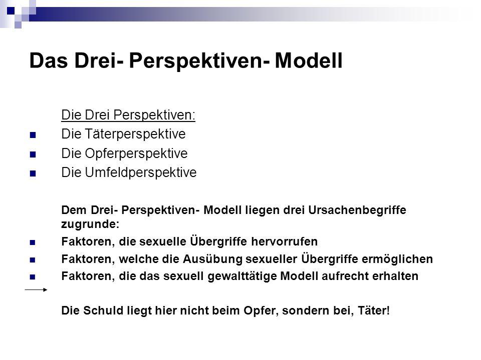 Das Drei- Perspektiven- Modell