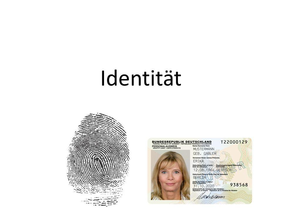 Identität