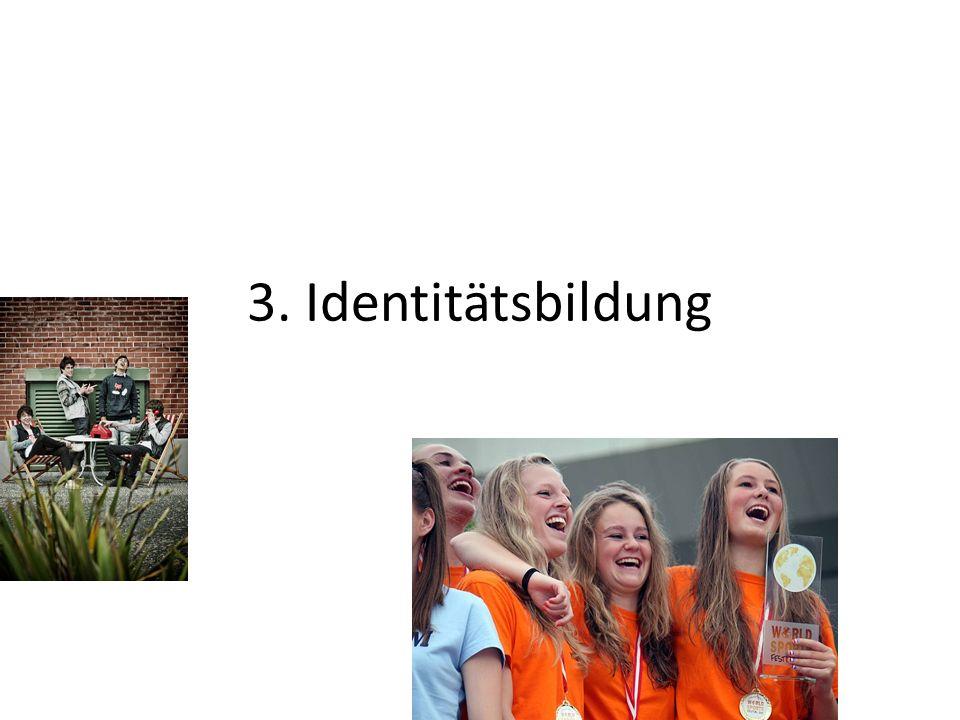 3. Identitätsbildung