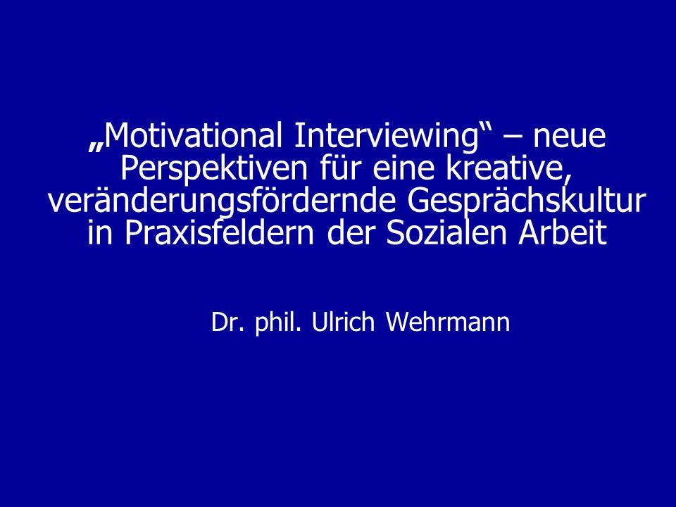 Dr. phil. Ulrich Wehrmann