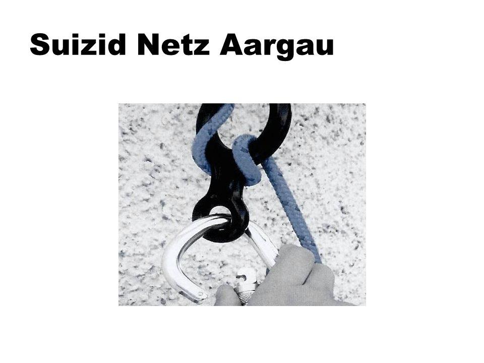 Suizid Netz Aargau