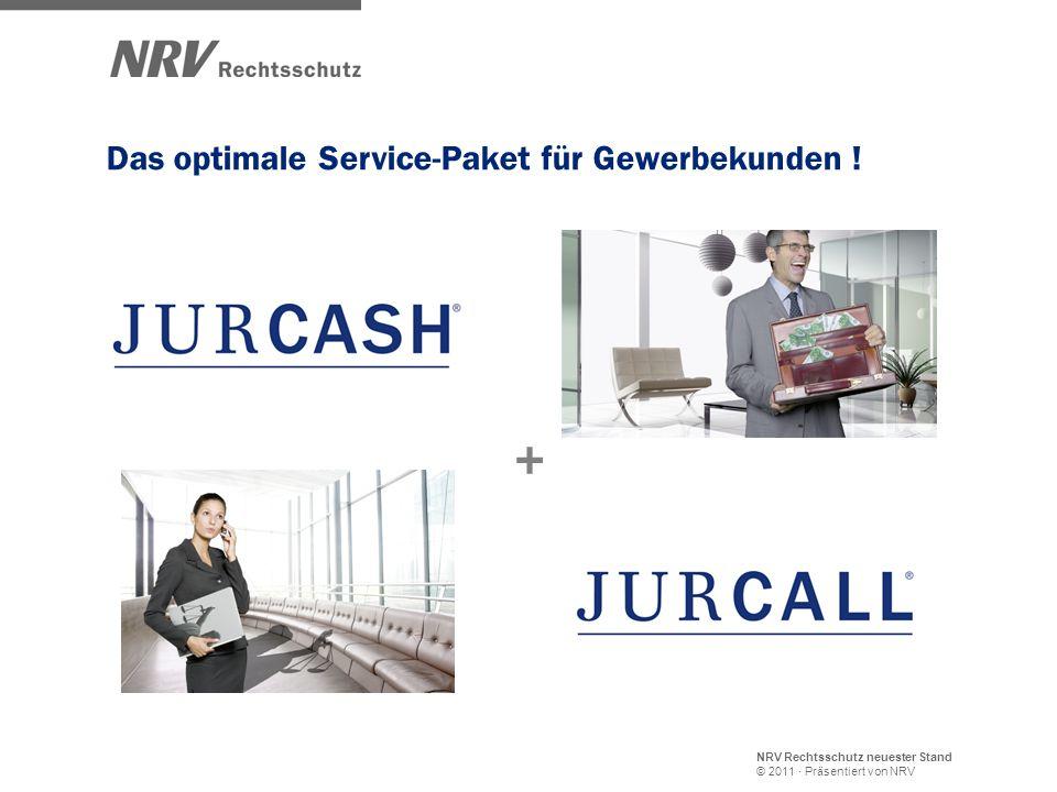 Das optimale Service-Paket für Gewerbekunden !