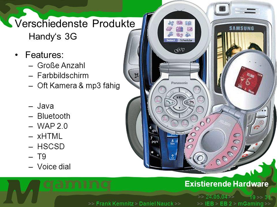 Existierende Hardware