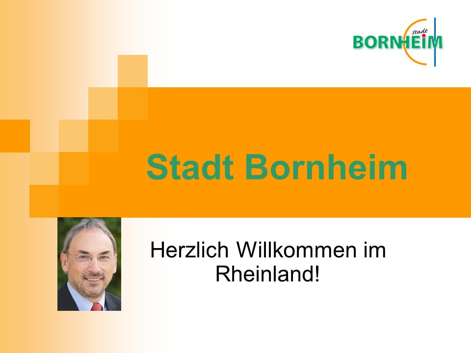 Herzlich Willkommen im Rheinland!