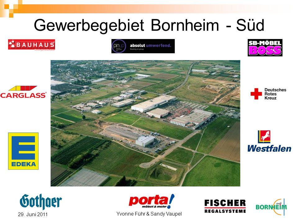 Gewerbegebiet Bornheim - Süd