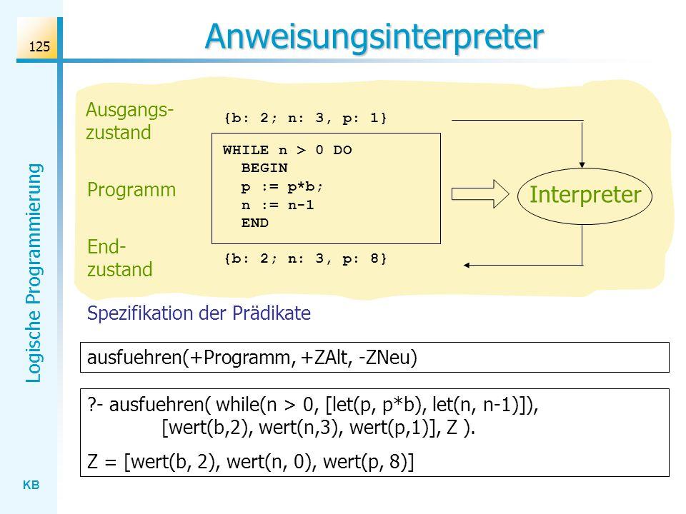 Anweisungsinterpreter