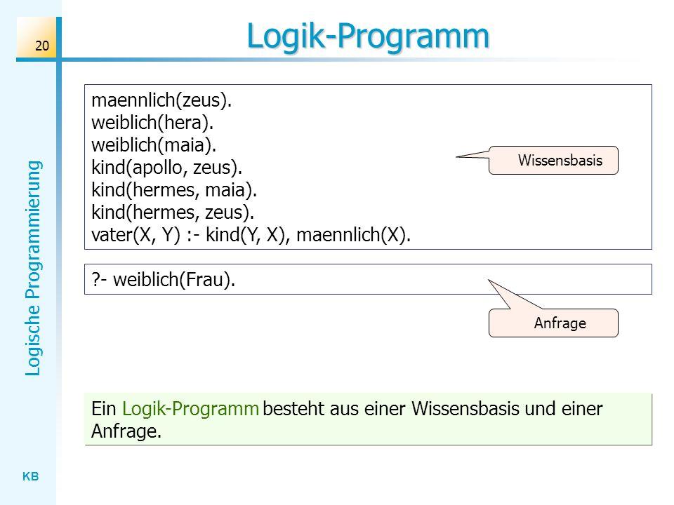 Logik-Programm