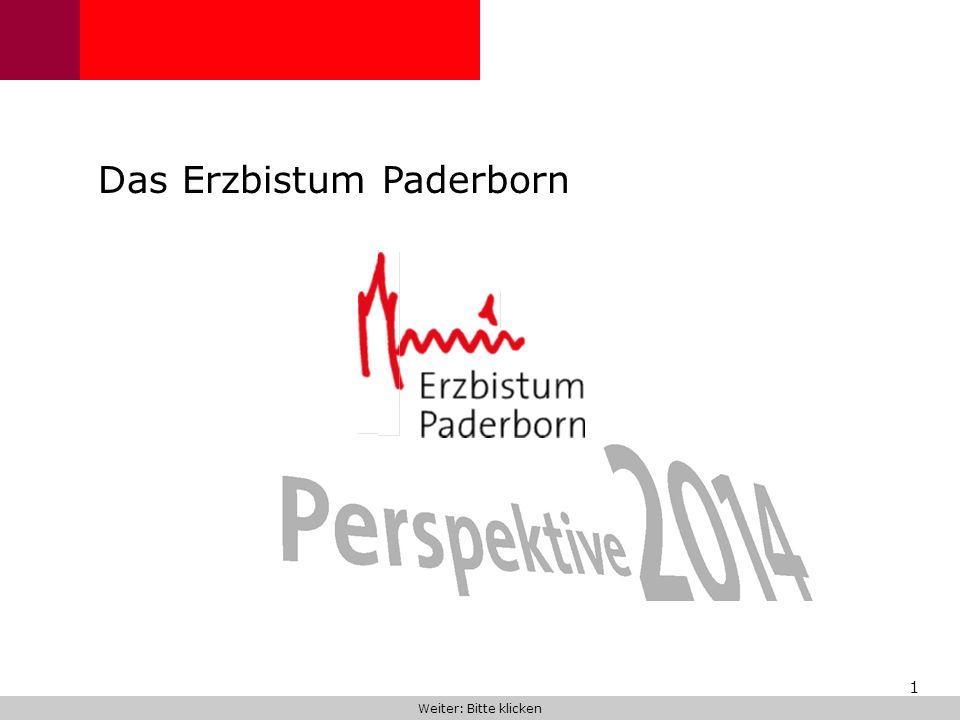 Das Erzbistum Paderborn