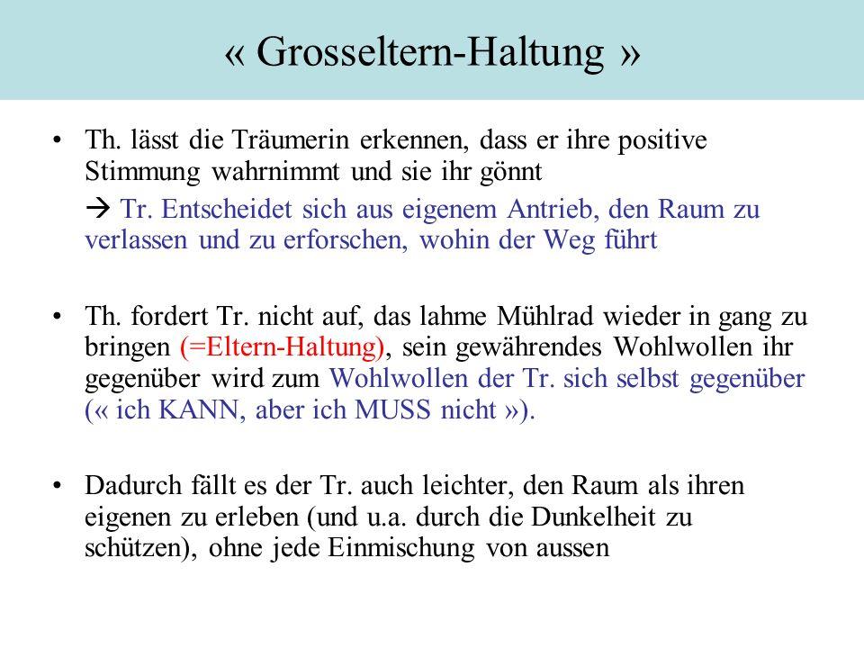 « Grosseltern-Haltung »
