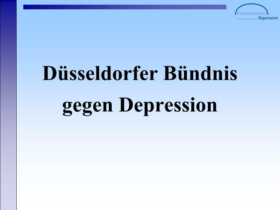 Düsseldorfer Bündnis gegen Depression