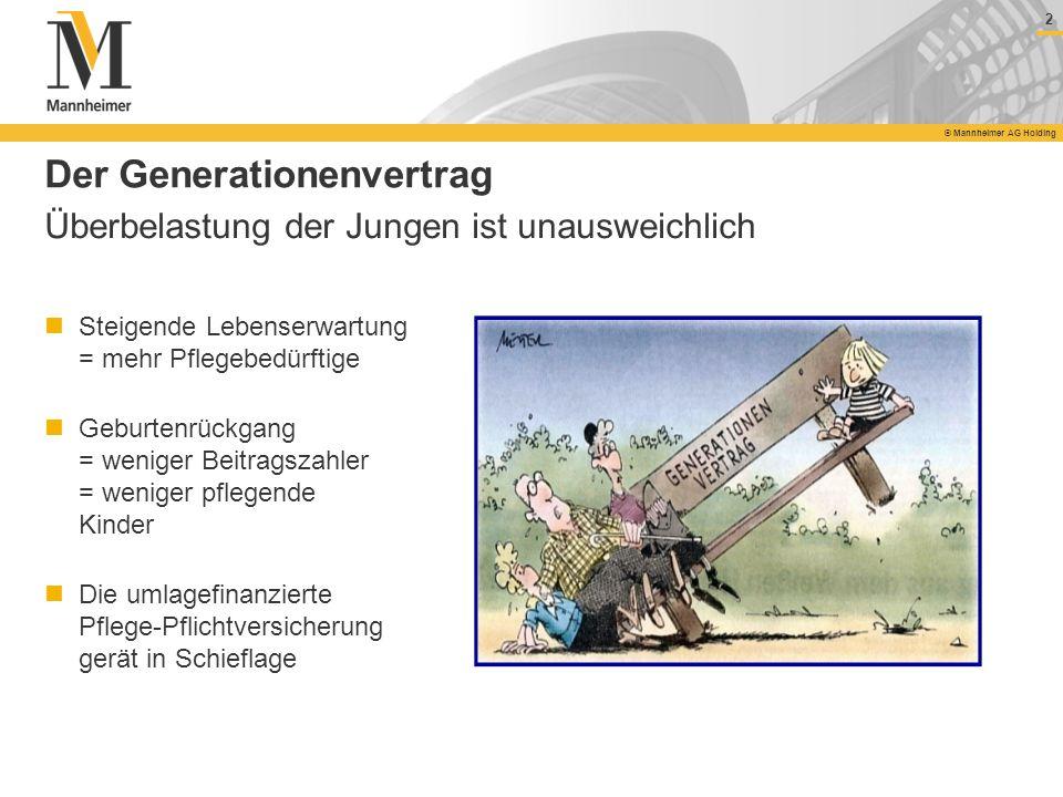 Der Generationenvertrag
