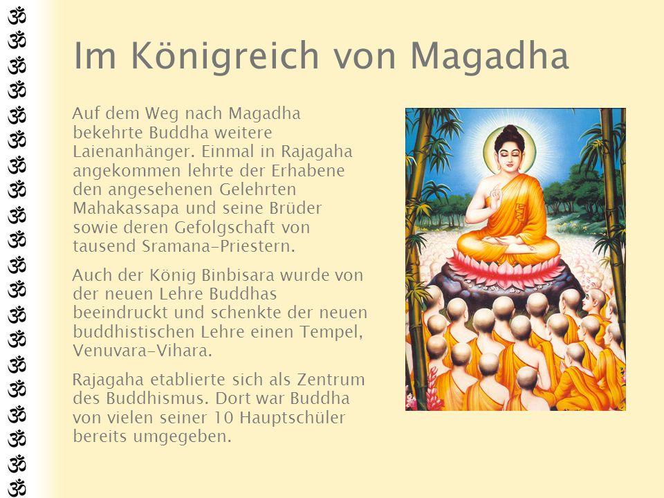 Im Königreich von Magadha
