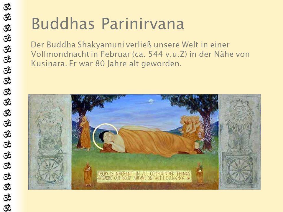 Buddhas Parinirvana