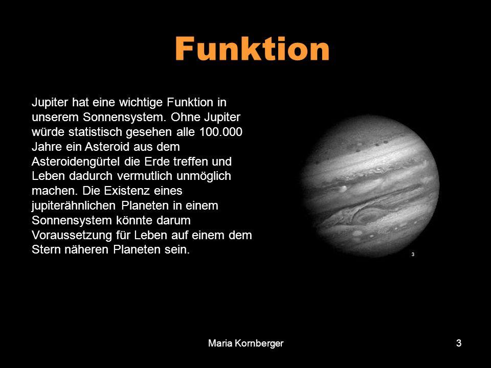 Jupiter hat eine wichtige Funktion in unserem Sonnensystem