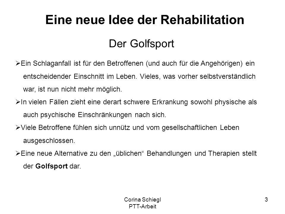 Eine neue Idee der Rehabilitation