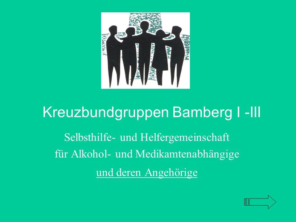 Kreuzbundgruppen Bamberg I -III