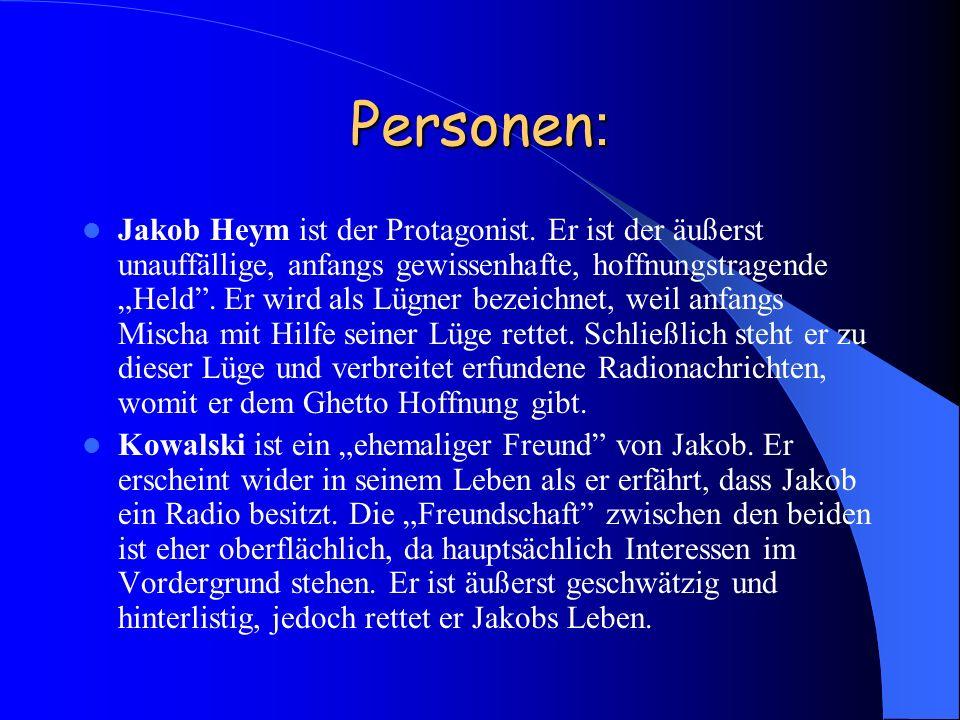 Personen:
