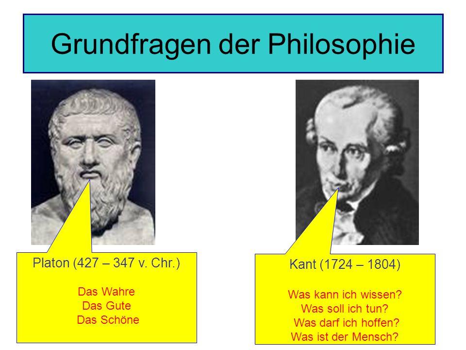 Grundfragen der Philosophie