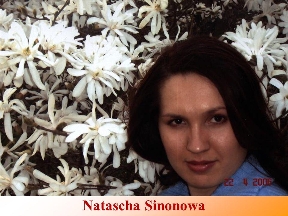 Natascha Sinonowa